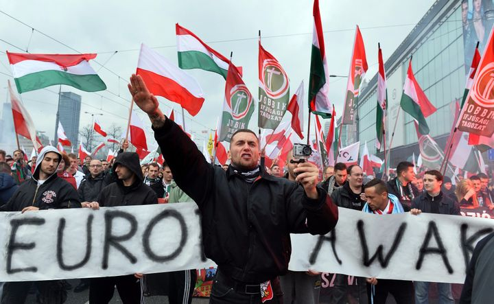 Image result for fascists in europe