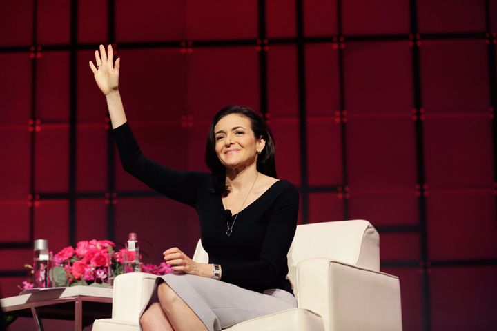 Sheryl Sandberg launches #optionbthere for the holidays