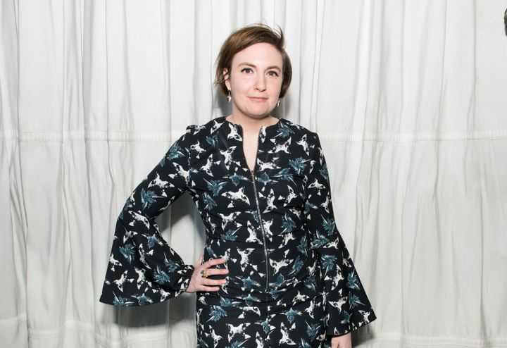9c452da1cb Girls' Lena Dunham Opens Up About Hysterectomy – The Forward