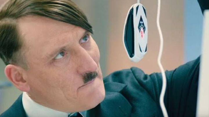 Watch Hitler Discover the Internet in This German Trailer