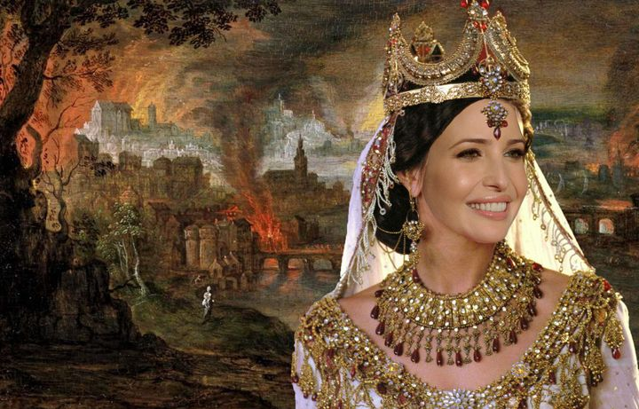 Can Ivanka Trump Become Our Queen Esther? by the Forward