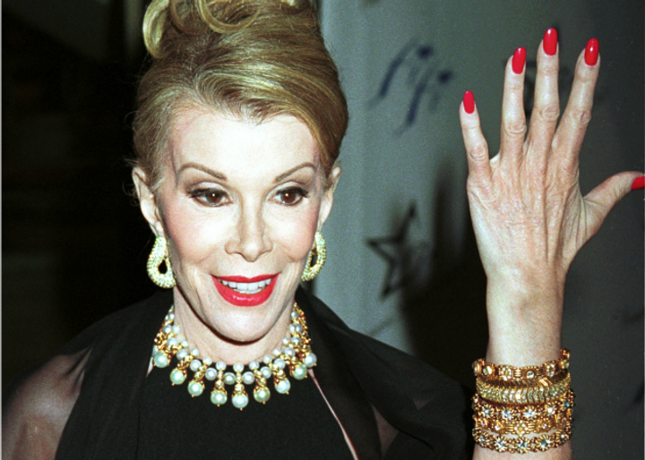 7 Quotes That Should Be in the New Joan Rivers Memoir – The ...