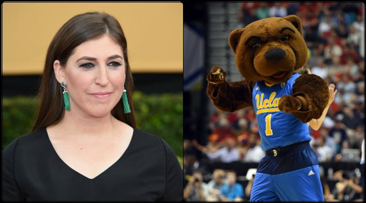 Mayim Bialik: 'UCLA Isn't Anti-Semitic' – The Forward