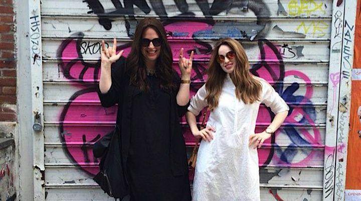 ab8fe39cf5b2 On Instagram, Modest Fashion Goes Interfaith – The Forward