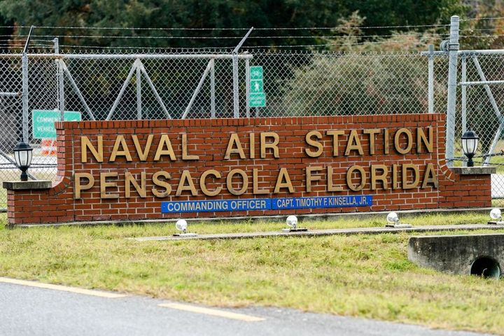 Florida Naval Station Shooter Called U.S. 'Evil' For Supporting Israel