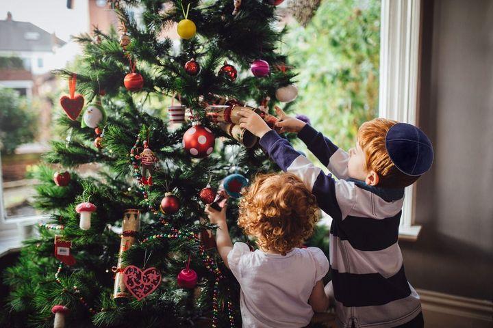 Jews Christmas Trees.Jews And Christmas Trees The Forward