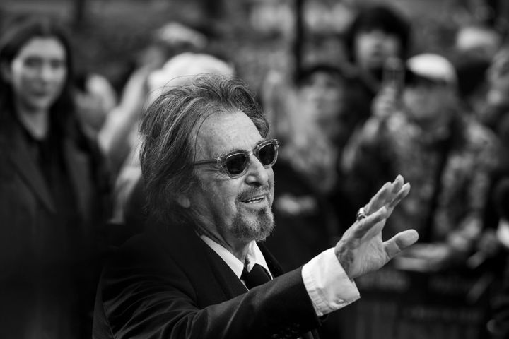 In Amazon's 'Hunters', Al Pacino Finds His Yiddishkeit