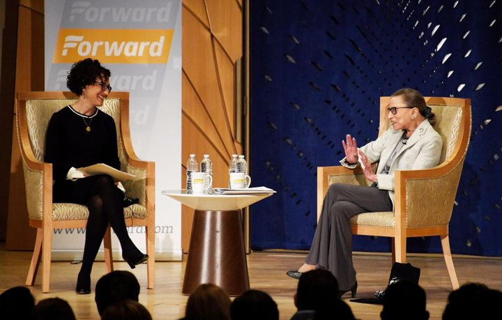 Jane Eisner, Former Forward Editor-In-Chief, Joins Columbia University's Journalism School