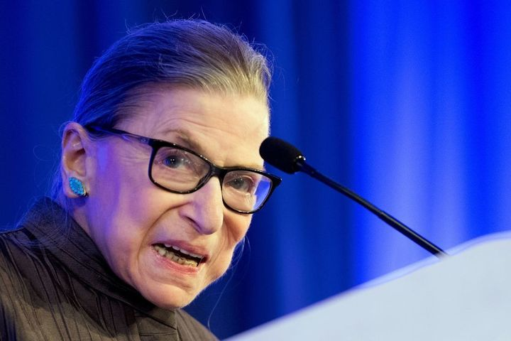 RBG: I'm Alive, And You're Dead  Get Used To It  – The Forward