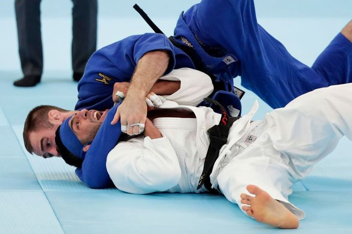 International Judo Federation Suspends Iran For Boycotting Israeli Athletes