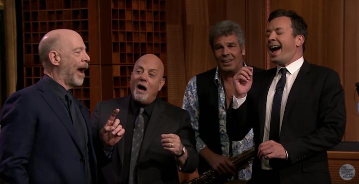 ff027a59da Billy Joel s Spontaneous Performance of  The Longest Time  Takes You ...