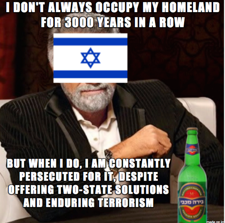 Adam Milstein S Pro Israel Memes Are Back The Forward