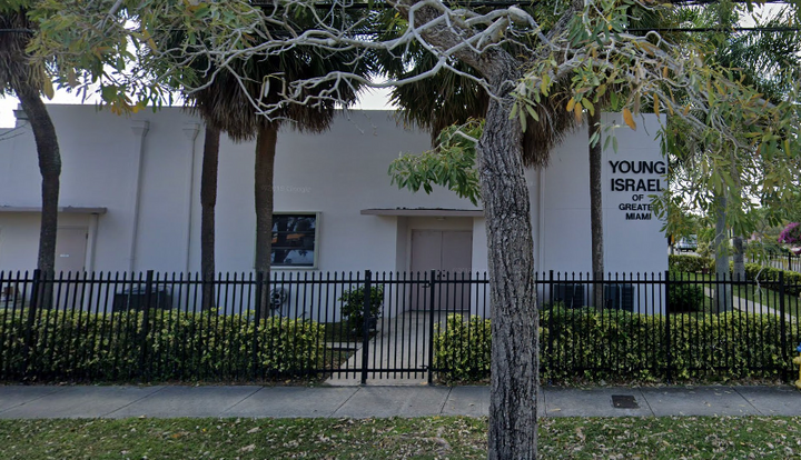 Police Arrest Suspect In Shooting Of Elderly Man Outside Miami Synagogue