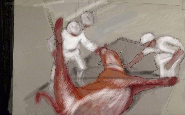 Israel Bans Gruesome Shackle And Hoist Slaughterhouse Method