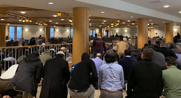 New York Synagogue Opens Doors To Mosque After Fire – The