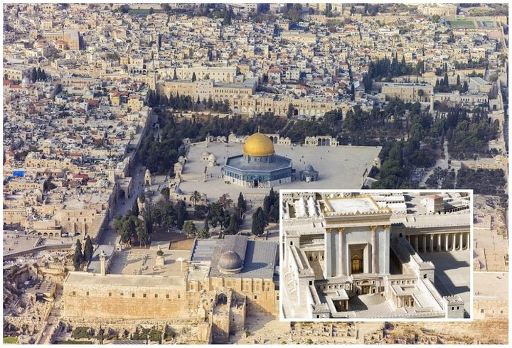 Jerusalem Third Temple Image Gets Friedman In Trouble – The