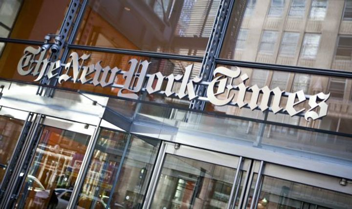 New York Times Editor Apologizes For Anti-Semitic, Racist Tweets
