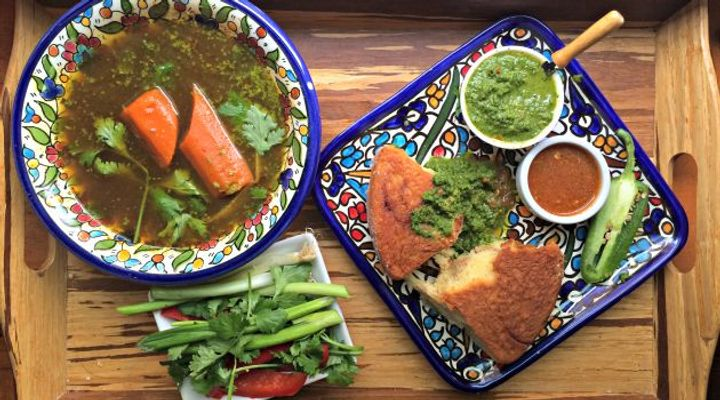 A Yemenite Meal in NYC With an Israeli Food Star – The Forward