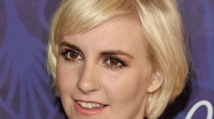 Lena Dunham Lands in Social Media Hot Water Over 'Racist