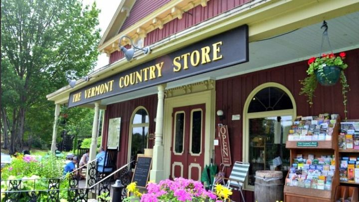 Kosher Foods Go Missing in Vermont – The Forward