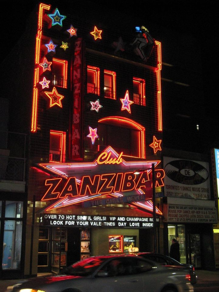 Toronto Strip Club Owner Was Also The 'Best Zaidy You Could Have'