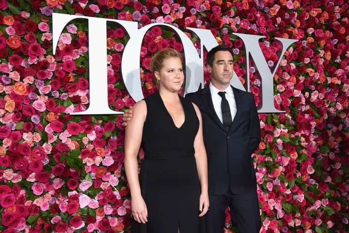 Autism At Center Of New Prime Time Tv >> Amy Schumer And Husband Open Up About His Autism The Forward