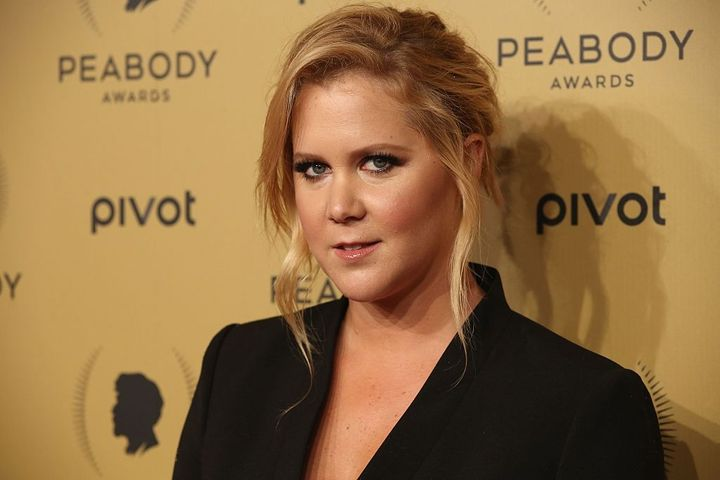 Amy Schumer Does Stand-Up Set Two Weeks After Giving Birth