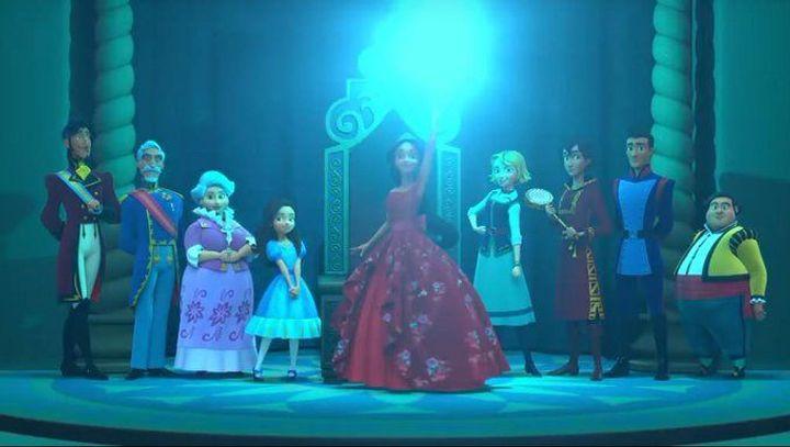 Disney's First Jewish Princess Debuts In Time For Hanukkah