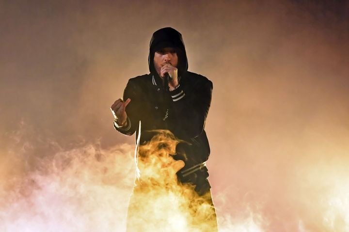 The Sleeper Hit On Eminem's New Album: A Voice Mail – The Forward