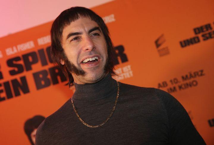 Borat dating show