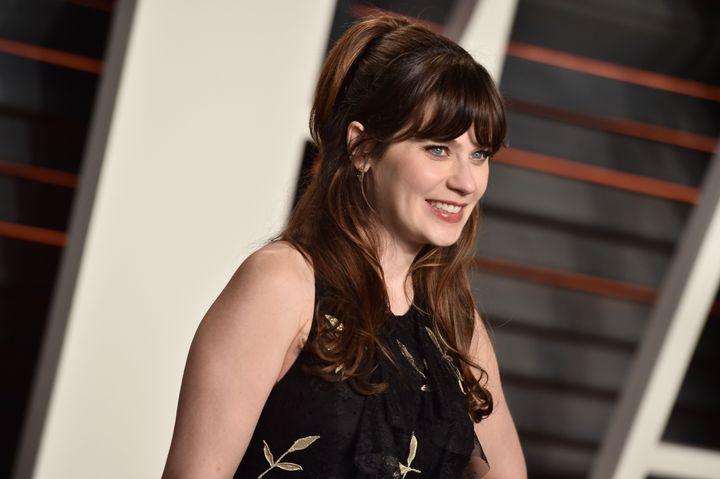 e0f02a2eb623 Zooey Deschanel will be Belle in  Beauty and the Beast  – The Forward