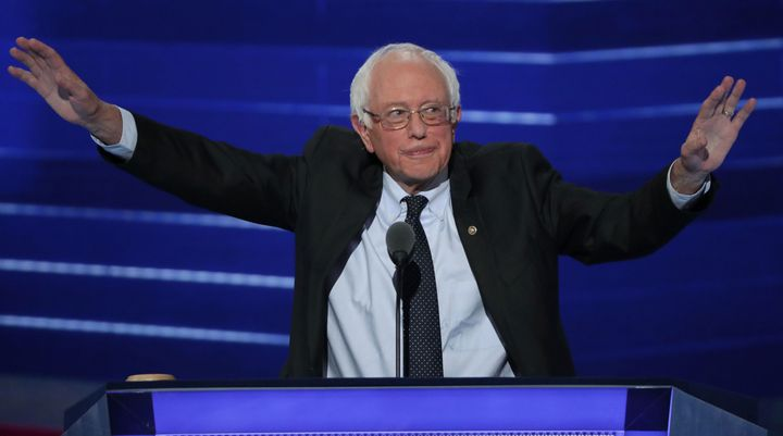 344fa742 Bernie Sanders Is Suddenly A Fashion Icon — And He's Bewildered ...