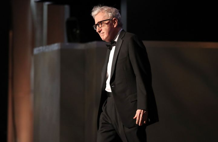 ee24e889140 Selena Gomez and other Woody Allen stars apologize. – The Forward