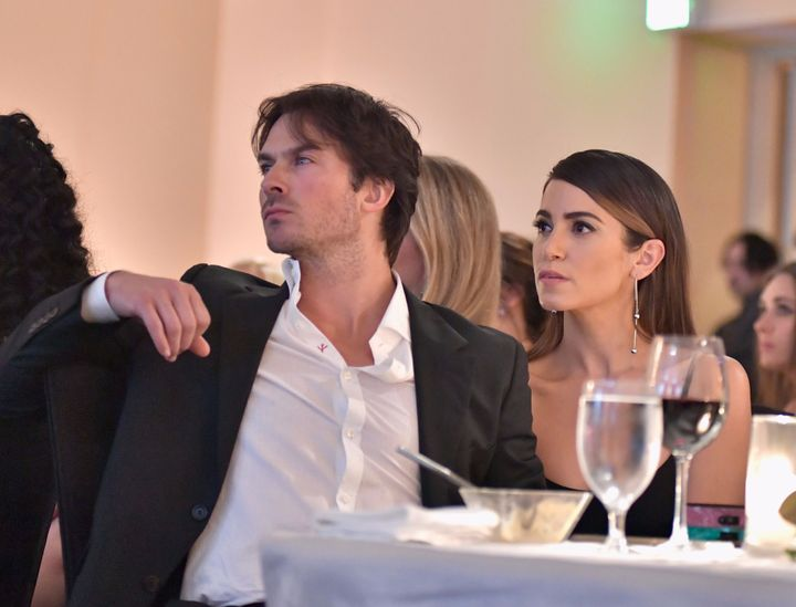 Nikki Reed says 'Time's Up' at the Golden Globes  – The Forward