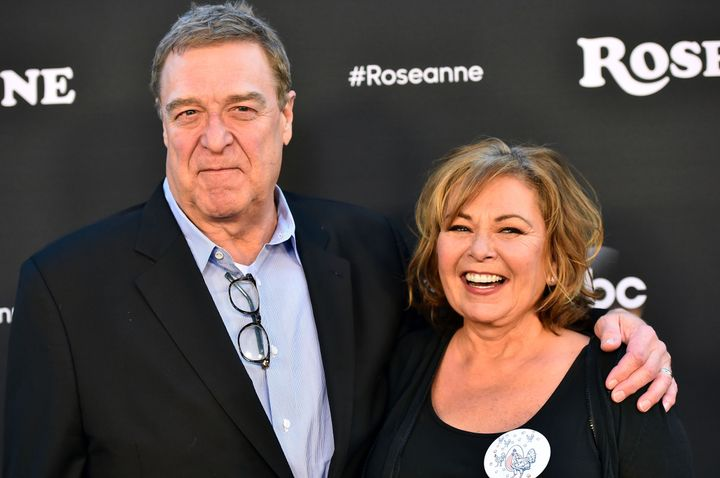 Roseanne Barr Show 2020.The Roseanne Barr Reboot On Abc Is A Ratings Hit The