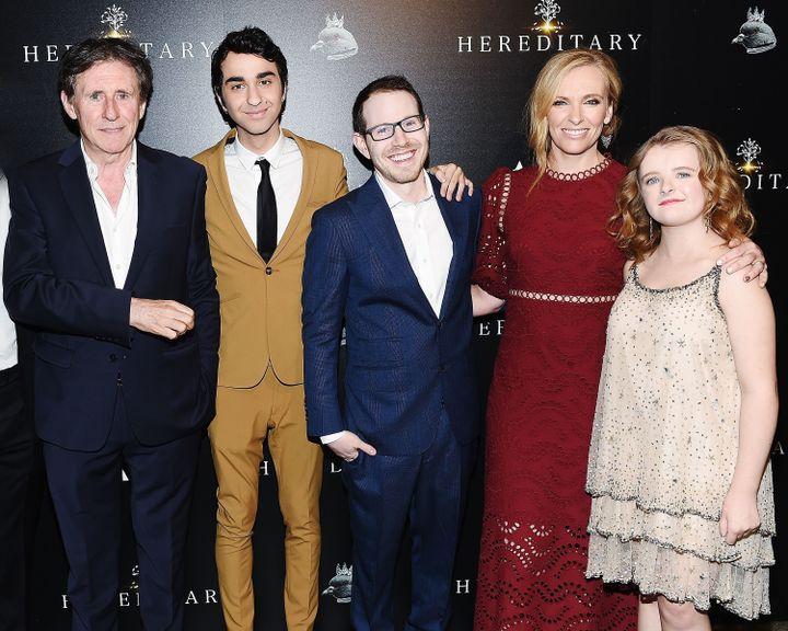 Nice Jewish Boy Ari Aster wrote, directed 'Hereditary' – The