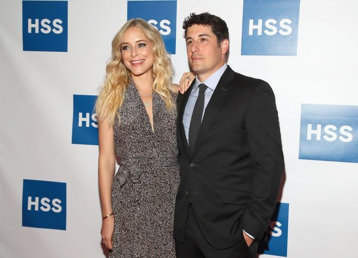 Jenny Mollen And Husband Justin Gs By The Forward
