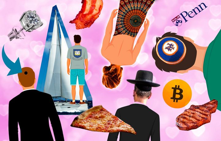 The 16 Types Of Jewish Men You'll Date In New York City – The Forward
