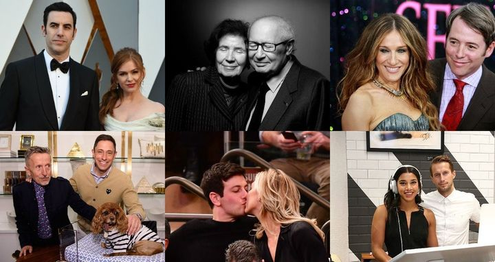 24 Top Power Couples Jewish Edition The Forward