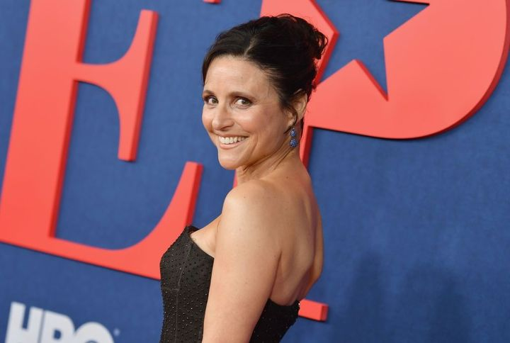 Sitcom That Dare Not Speak Its Real >> Julia Louis Dreyfus Queen Of Comedy Made Veep Perfect The Forward