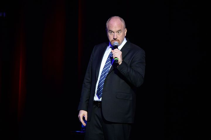 Louis CK, Remorseless: 'I like to Jerk Off, And I Don't Like To Be Alone'