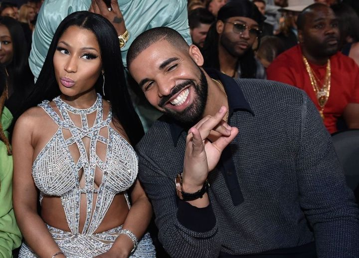 """85fc7c8107367 Nicki Minaj drags Drake for crying in new album """"Queen"""" – The Forward"""