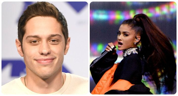 Ariana Grande Blasts Pete Davidson After Breakup – The Forward