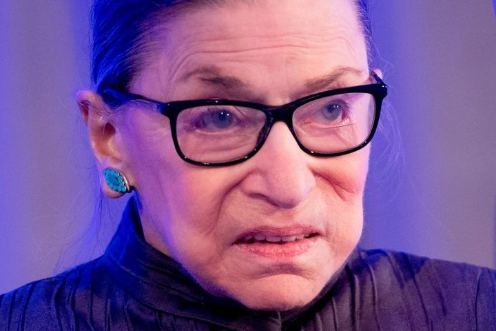 Rbg Has Quietly Been Treated For Cancer The Forward