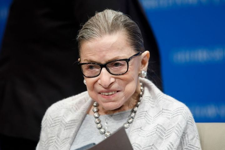 Ruth Bader Ginsburg Says She Kept Planking Through Cancer Treatment
