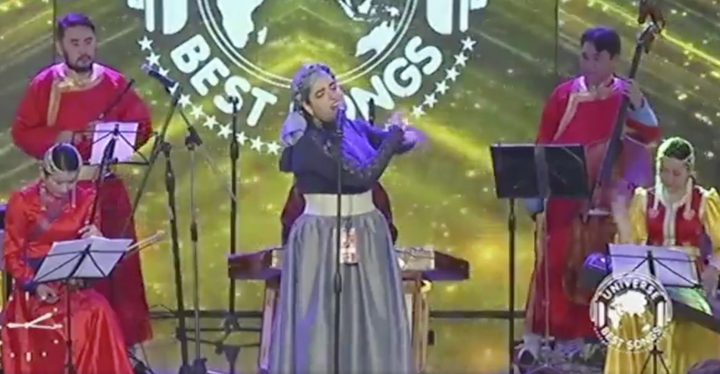 Yiddish Song Performed On Mongolia's American Idol – The Forward