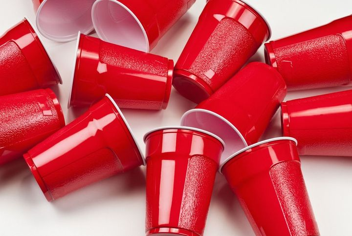ec8a14ebd7 Red cups are popular for games of beer pong -- and for 'Alcoholocaust'