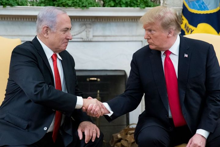 Israel Spied On White House, But Trump Did Nothing To Respond: Report