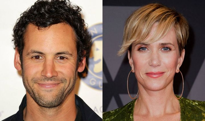 Who The Hell Is Kristen Wiig's Hot Jewish Fiance, Avi Rothman?