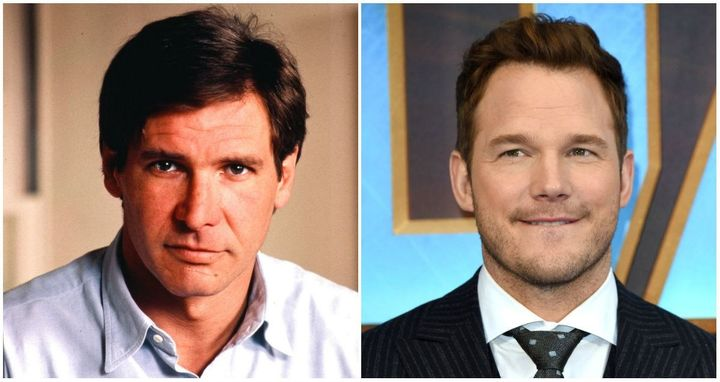 Harrison Ford To Chris Pratt: Only I Am Indiana Jones  – The Forward